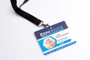 ExpoBadge Pro