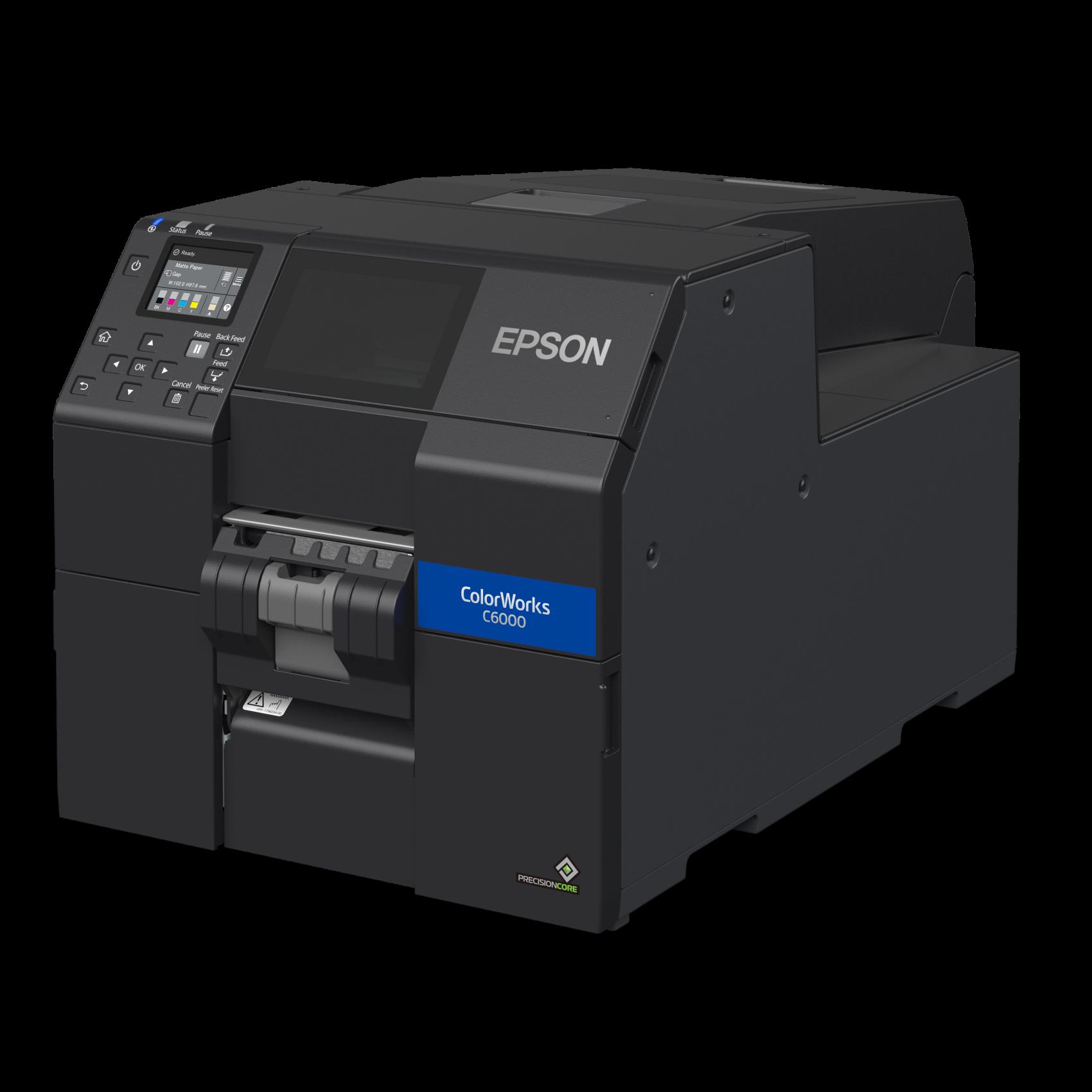 Epson ColorWorks CW-C6000Pe